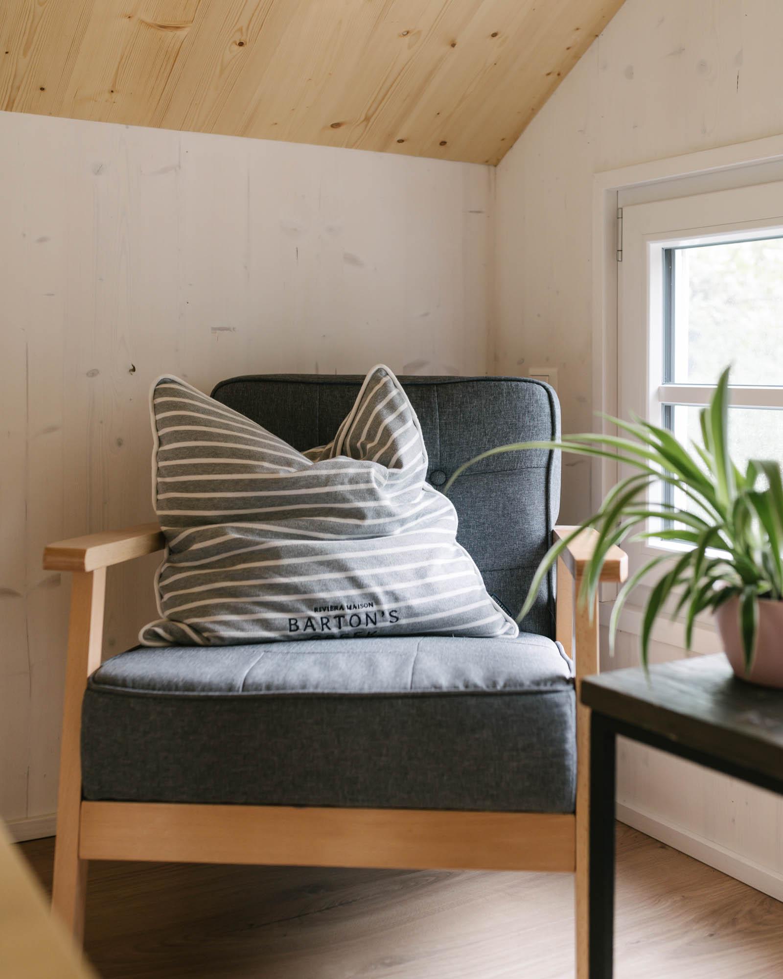 Fotografieren im Tinyhouse - Herausforderung auf kleinem Raum © Magdalena Gruber