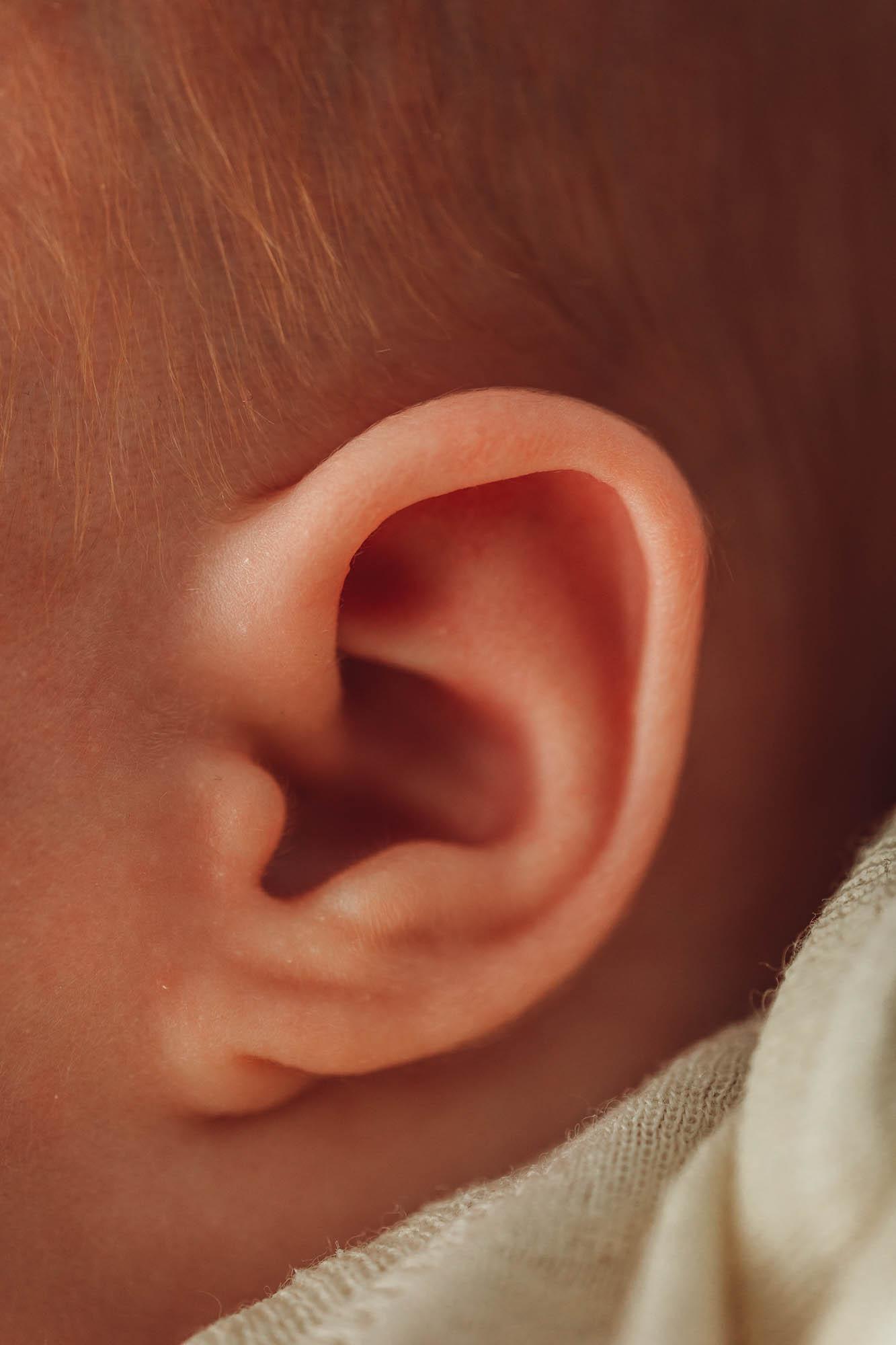 Neugeborenen Fotografie, mit dem SIGMA 70mm F2,8 DG MACRO | Art und der Liebe zum Detail © Charlene Förster